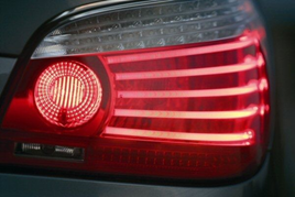 Next generation of BMW taillights