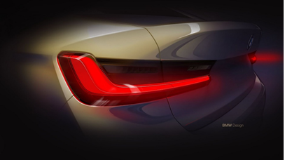 BMW 3 series taillights