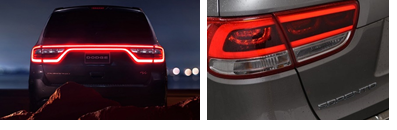 Dodge Durango taillight