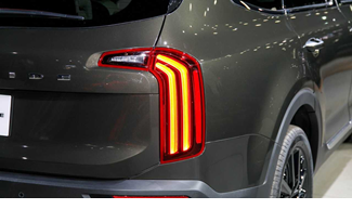 New taillight designs from Korea