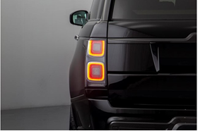 Landrover taillights