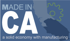 made in California logo