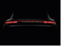 Porche taillight designs