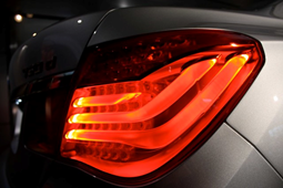 complex curve taillights