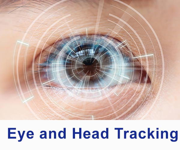micro optics for iris scanning and eye tracking