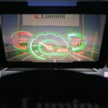 Head up displays for Augmented Reality